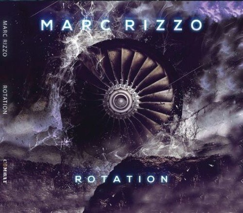 CD : Marc Rizzo - Rotation (CD)