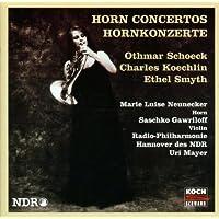 Concertos Pour Cor [Import anglais]