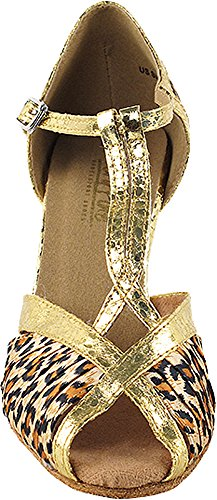 Women's Ballroom Dance Shoes Tango Wedding Salsa Shoes 2707EBB Comfortable-Very Fine 3