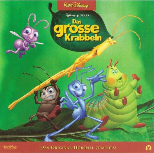 Das Grosse Krabbeln  Hrspiel zum DisneyFilm Amazonde Musik
