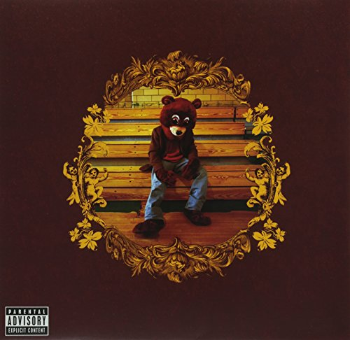 The College Dropout [Vinyl] (Kanye West My Beautiful Dark Twisted Fantasy Listen)