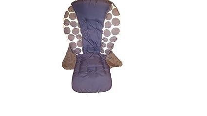 Amazon.com: Graco Contempo Trona asiento almohadilla de ...