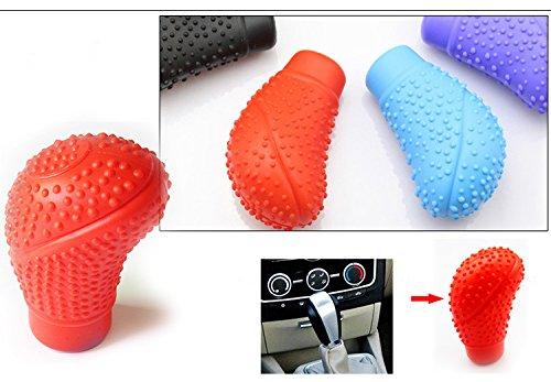Universel de Voiture de levier Coque Coque en silicone souple Auto Gear antid/érapant de voiture de levier Bottes