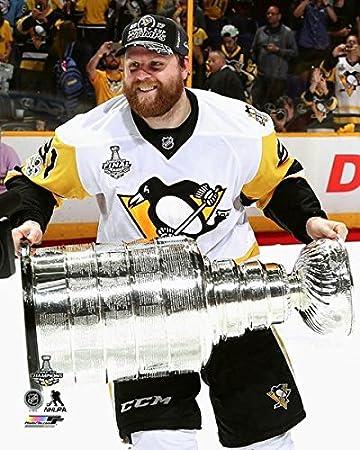 Amazon.com: Phil Kessel Pittsburgh Penguins 2017 Stanley Cup Trophy ...
