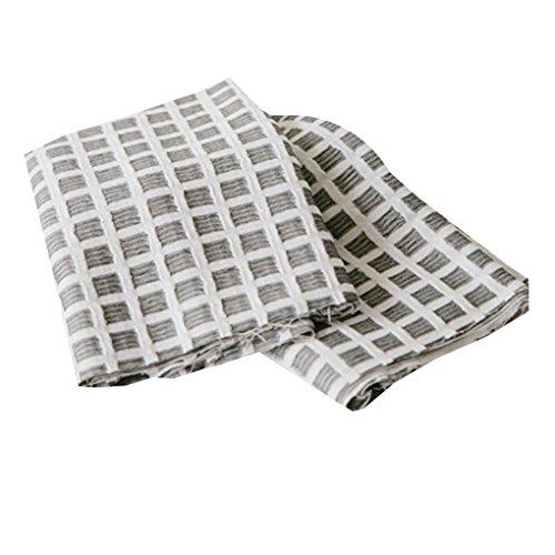 45x145cm neugeborene Baby-Grid Fotografie Wraps Infant Blanket Props Foto Swaddle Wraps Swaddler Cloth Harmily