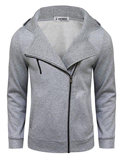 Toms Ware Trendy Asymmetrical Hoodie