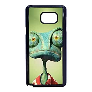 Samsung Galaxy Note 5 Phone Case With lizard Pattern