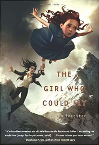 Image result for the girl who could fly victoria forester