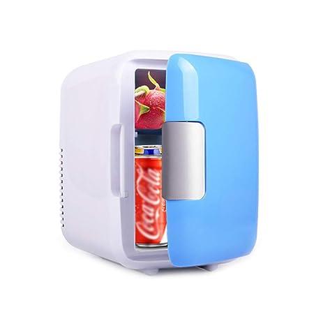 Mini refrigerador Nevera Eléctrica Portátil 4L Minibar Pequeño ...