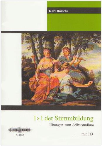 1 x 1 der Stimmbildung, m. Audio-CD