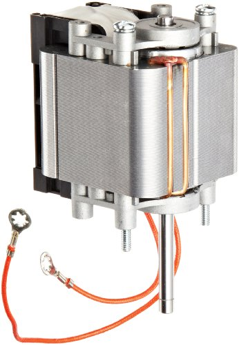 American Dryer SP217C Replacement Motor, 1/10 HP, 3,200 RPM, 230V, for A, DR, DRC, GB, and SP Series Hand Dryers by American Dryer (Image #1)