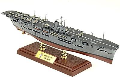 1:700 Scale HMS Ark Royal Aircraft Carrier …