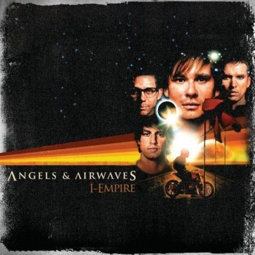 CD : Angels & Airwaves - I'empire (United Kingdom - Import)