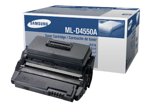 Toner, Black - Samsung ML-D4550A