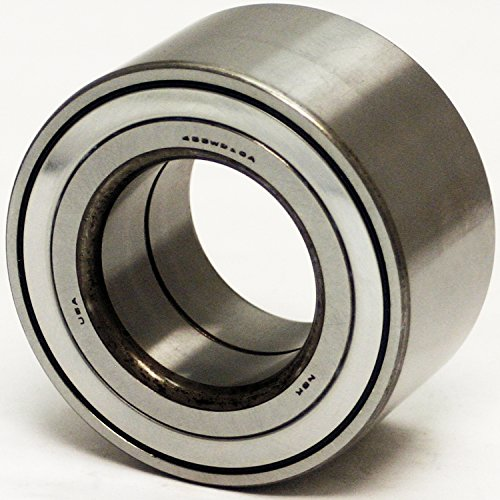 NSK 45BWD10 Wheel Bearing, 1 Pack (Nsk Super Precision Bearings)