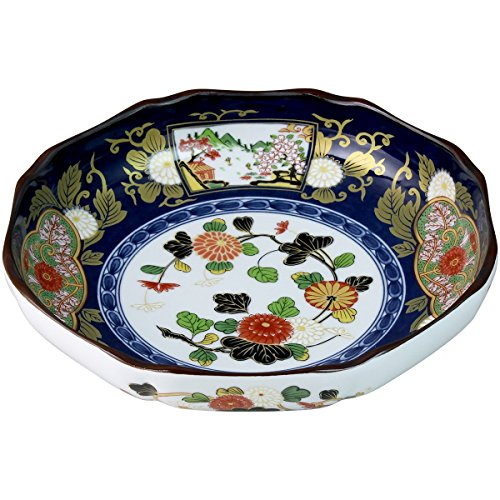 Made in Japan. Eight Dimensions Morisara Conceded Imari to Enjoy the Charm of Porcelain Classic Pattern