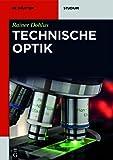 Technische Optik (De Gruyter Studium)