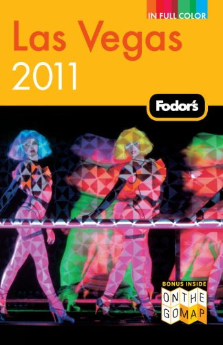 Fodor's Las Vegas 2011 (Full-color Travel Guide)