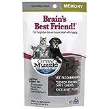Ark Naturals Gray Muzzle Brain's Best Friend!, 90 soft chews