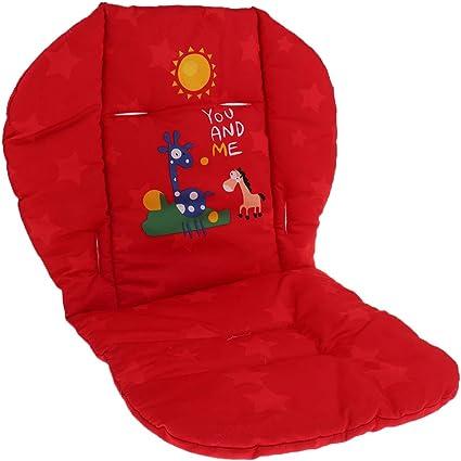 Résistant Respirant l'eau Bébé de Rouge Housse Voiture à Coussin Protège Siège Homyl Poussette Haute Protection pour Chaise Ybf6y7vg