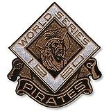 Emblem Source 1960 MLB World Series Pittsburgh Pirates Champions Patch