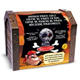 Melissa & Doug Wooden Pirate Chest Pretend Play Set