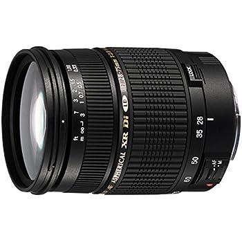 Tamron AF 28-75mm f/2.8 SP XR Di LD Aspherical (IF) with Built-In AF Motor for Nikon Digital SLR Cameras (Model A09NII)