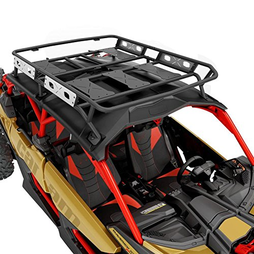 Can Am Maverick X3 MAX Adventure Roof Rack OEM NEW #715003868