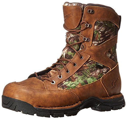 Danner Men's Pronghorn 8 Inch GTX Uninsulated Hunting Boot,Realtree Extra Green/Brown,12 D US