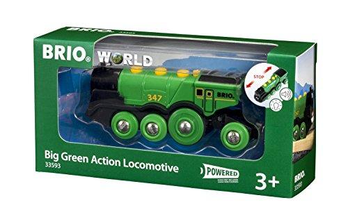 (Brio Big Green Action Locomotive)