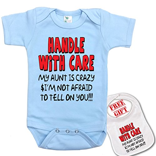 HANDLE Custom bodysuit onesie matching