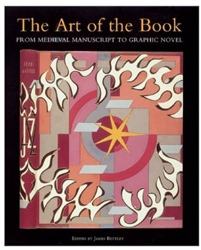Art of the Book: From Medieval Manuscript to Graphic Novel (Victoria and Albert Museum Studies) from Brand: Victoria n Albert Museum