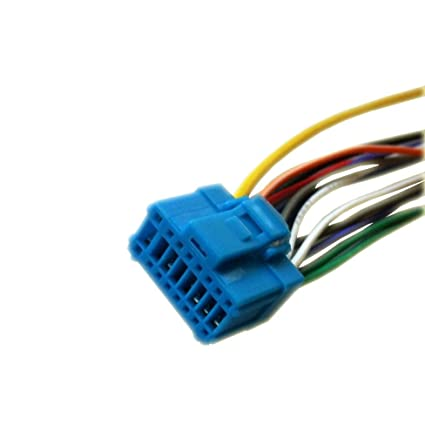 Amazon.com: PIONEER AVH-P5700DVD player Wiring Harness Plug