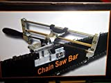 Chainsaw Parts & Accs NEW CHAINSAW CLAMP ON CHAIN SHARPENER FITS STIHL