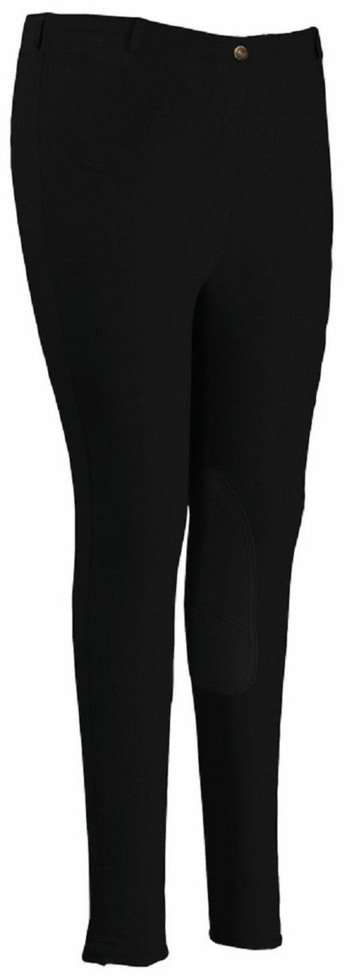 TuffRider Cotton Pull On Ladies Extra Breech