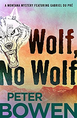 book cover of Wolf, No Wolf