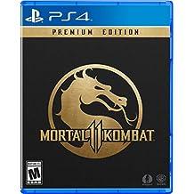 Mortal Kombat 11 Premium Edition PlayStation 4