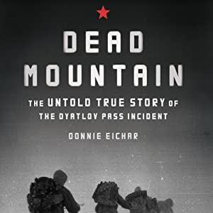 Dead Mountain Hörbuch