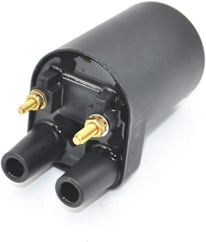 Carbman 166-0772 Ignition Coil for Onan Points Models BF B43 B48 NHC CCK Replaces 166-0648 166-0804 Engine