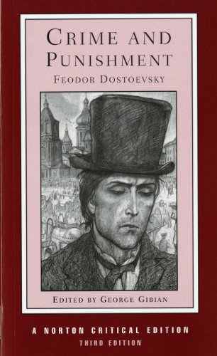 crime and punishment by dostoyevsky analysis