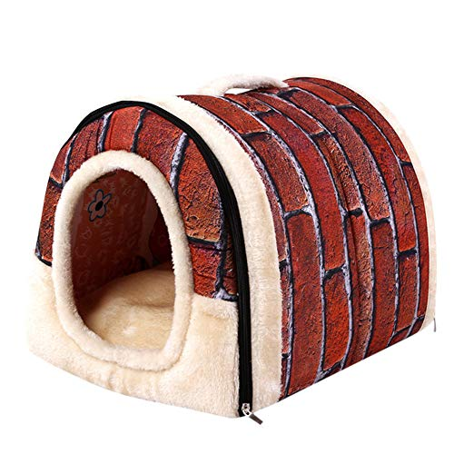 Axiba Pet Products Mod Thermo-Kitty Shelter Outdoor Heated Cat House (M) (Heated Kitty Thermo Cat)