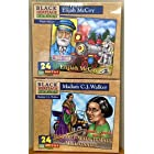 Black Heritage Series – 2 Jigsaw Puzzles Bundle: Elijiah McCoy Puzzle & Madam…
