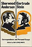Sherwood Anderson/Gertrude Stein, Sherwood Anderson, 0807811971