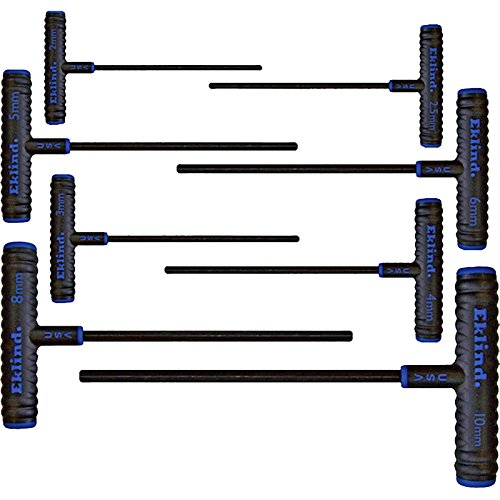Hex Key Series - Eklind 64908 8 Piece 9