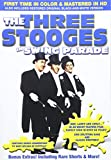 Swing Parade starring The Three Stooges - In COLOR! Also Includes the Original Black-and-White Version which has been Beautifully Restored and Enhanced!