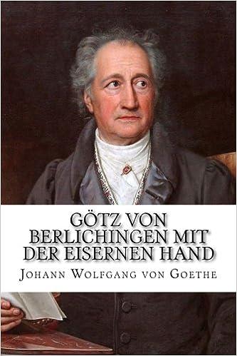 Book Götz von Berlichingen mit der eisernen Hand