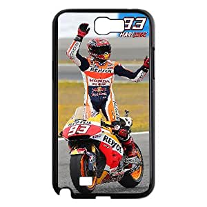 Marc Marquez Phone Case For Samsung Galaxy Note 2 N7100 T237592
