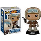 Funko POP Star Wars: Hoth Han Solo Bobble Figure