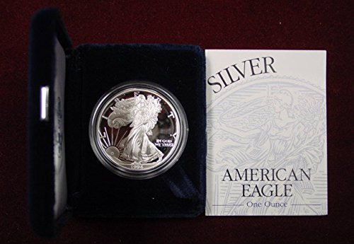 1994 P Silver Eagle Proof Key Date of the series