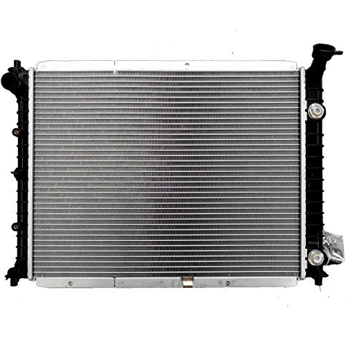 Mercury Ford Tracer (OCPTY Aluminum Radiator 1273 Replacement fit for 1991-1997 Ford Escort 1991-1999 Mercury Tracer)